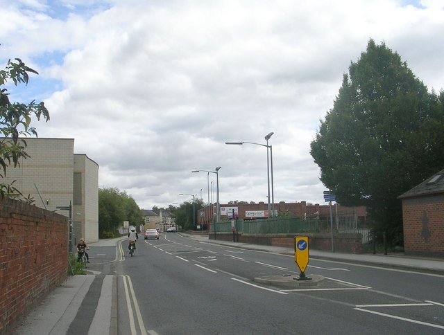 Kent Street - Fawcett Street