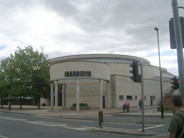 York Barbican - Paragon Street