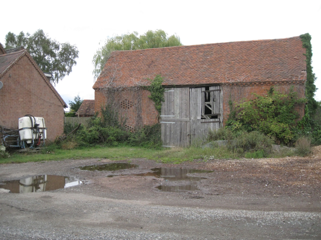 Barn by Marsh Cottage