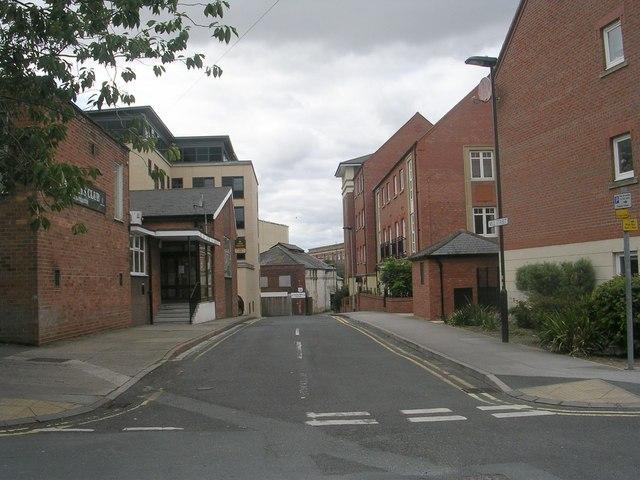 Mill Street - George Street