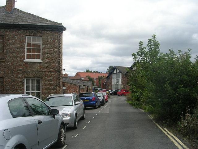 Chapel Row - George Street