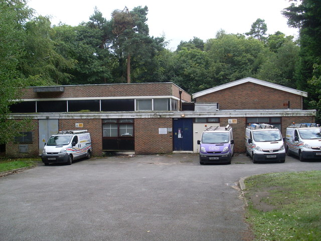 Deepcut Telephone Exchange, Surrey
