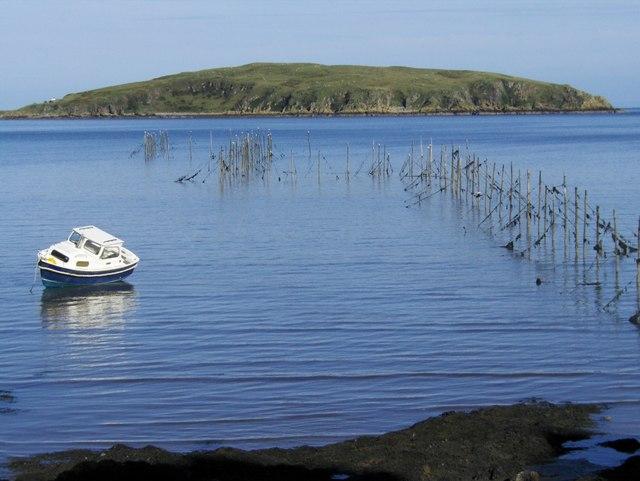 Hestan Island from Balcary Fisheries