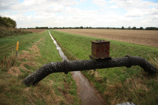 Catchwater Drain