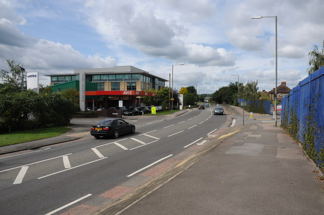 The Causeway, Staines
