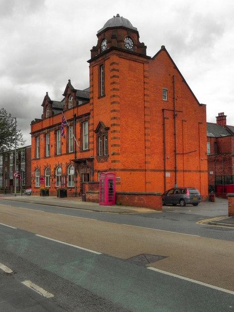 Atherton Town Hall