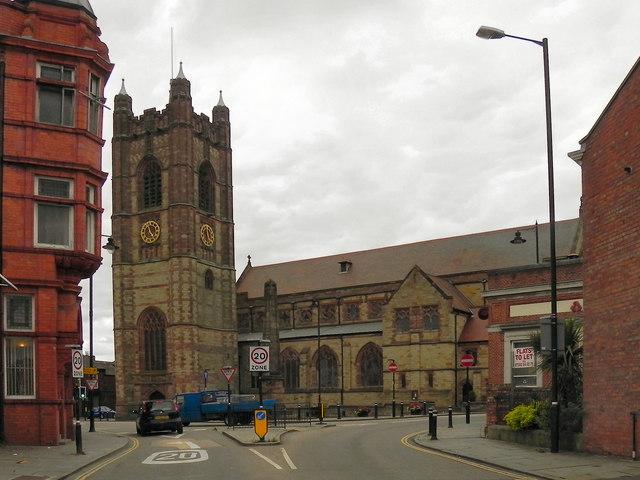 Atherton Parish Church (St John the Baptist)