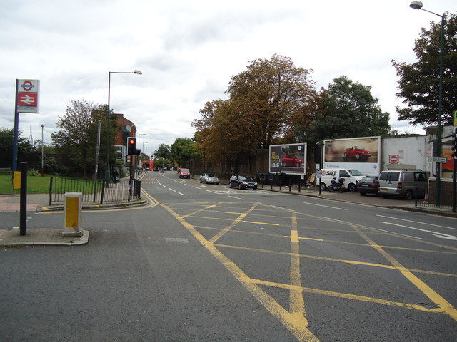 Harrow Road, Kensal Green