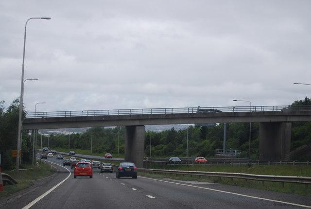 Smithy Lane Bridge, A1