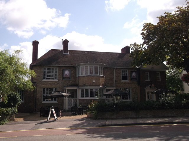 The George Public House, Hayes