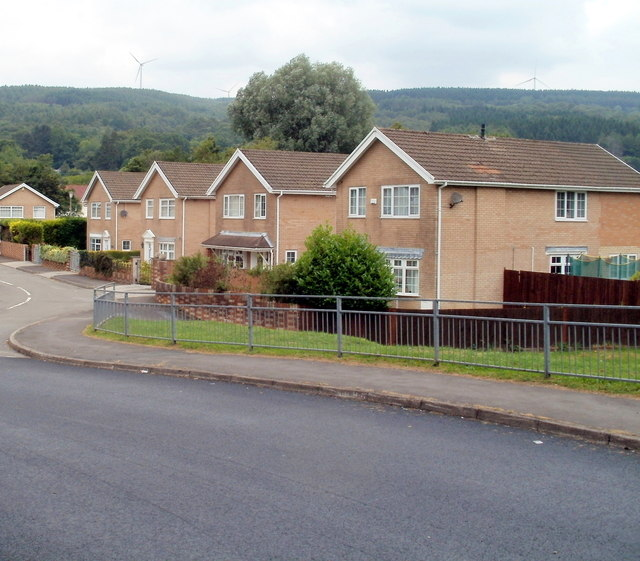 Roberts Close, Glynneath