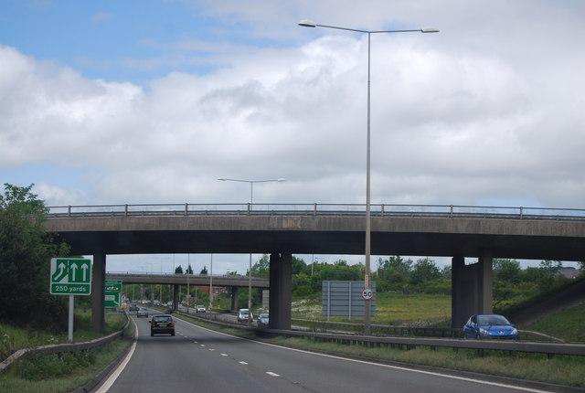 Overbridge A1