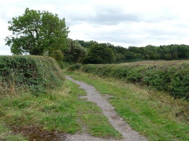 Barnbow Lane, aka the Leeds Country Way