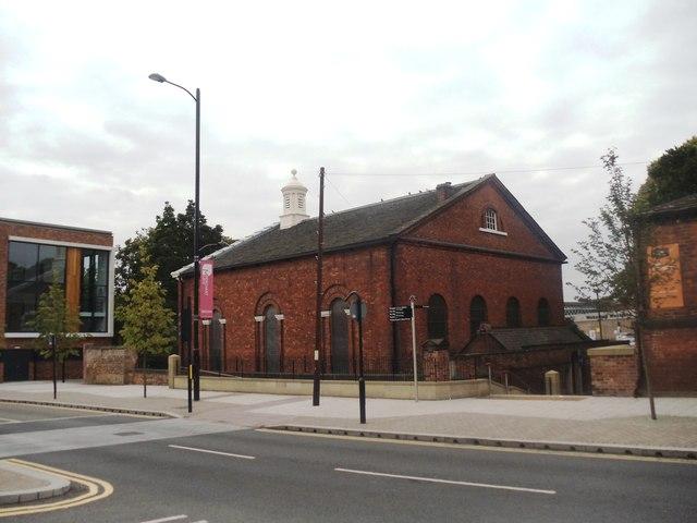 Westgate Unitarian Chapel, Wakefield