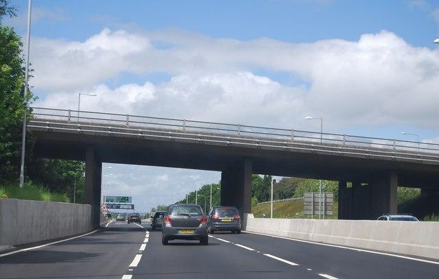 Overbridge A1, Dunston