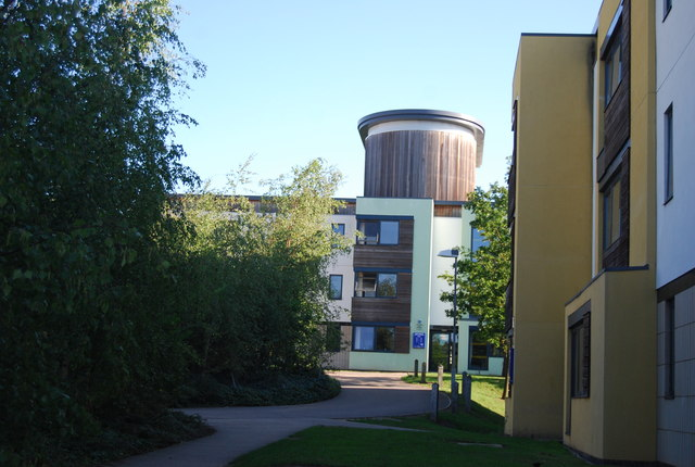 UEA - Browne House