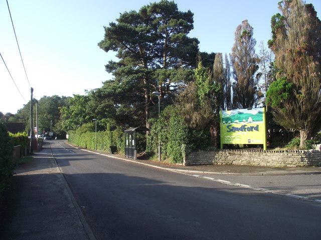 Sandford Park Holiday Centre