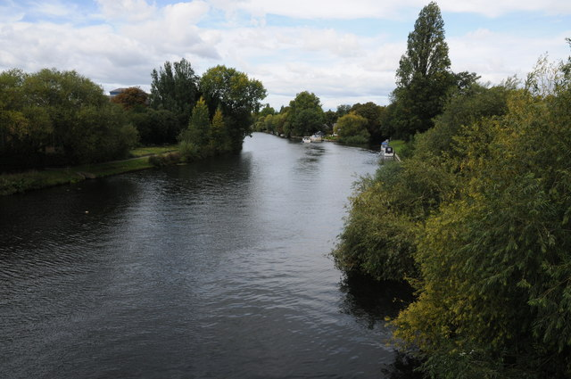 The Thames at Staines