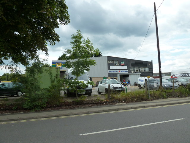 Crescent Suzuki, Bishopstoke Road