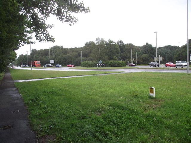 Blackhill Roundabout
