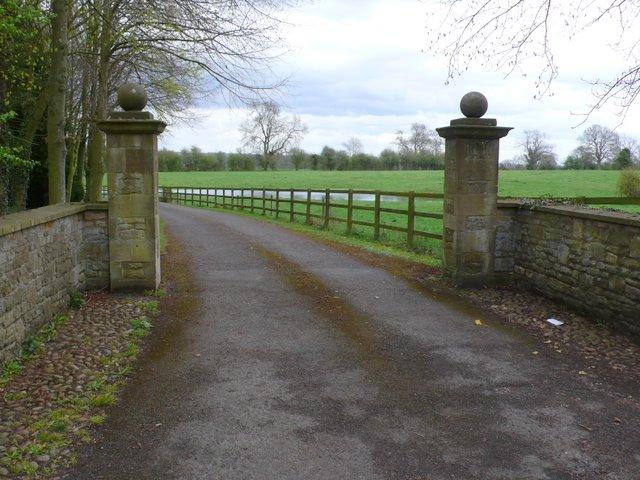 North Rye House Gateway