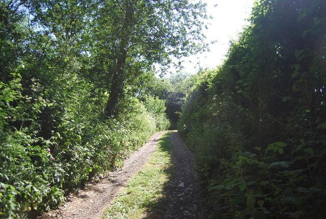 Footpath, Brookside Farm