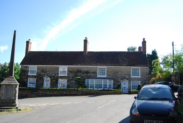 The Old Post Office, Plaxtol