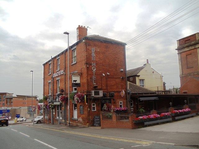 The Graziers Hotel, Wakefield