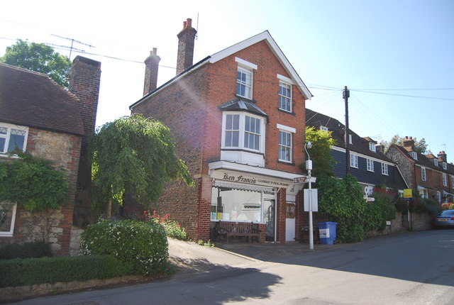 Butchers Shop, Plaxtol