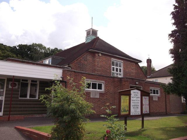 Coney Hill Baptist Church