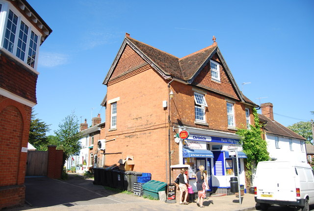 Plaxtol Post Office
