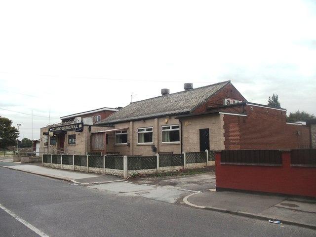 St John's Terrace Working Mens Club, Normanton