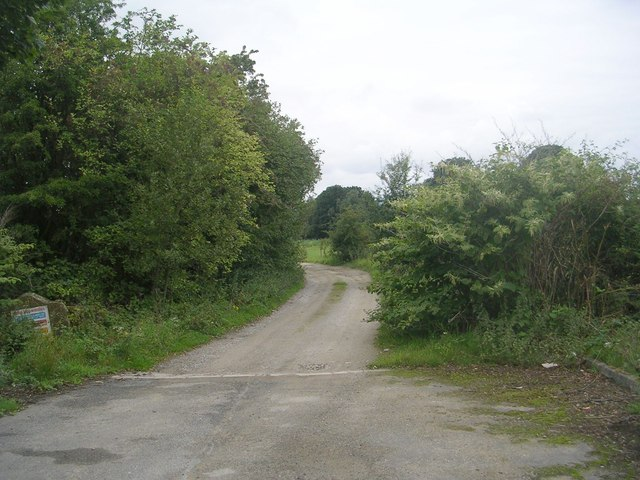 Track - Apperley Lane