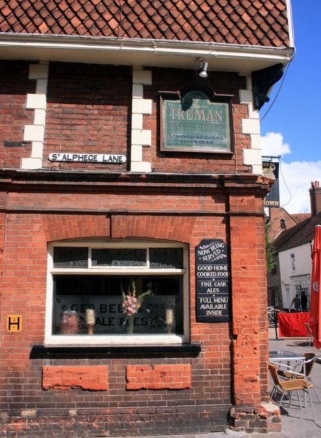 George Beer Window (Bell & Crown)