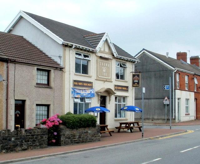 Crown Inn, Glynneath