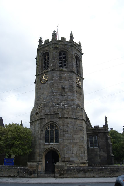 Parish Church of St. Margaret, Hornby