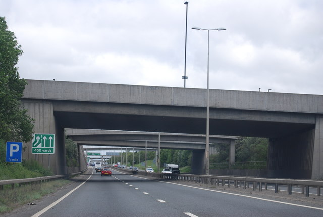 A1 / A167 junction