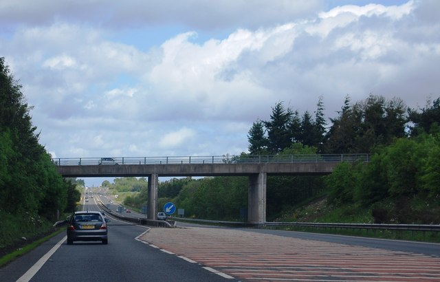 B6345 bridge, Felton bypass (A1)