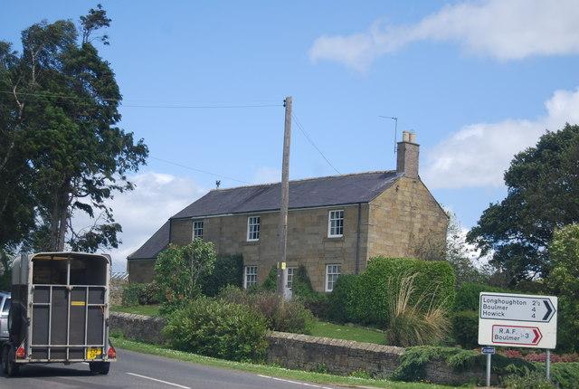 Bridge End, Denwick