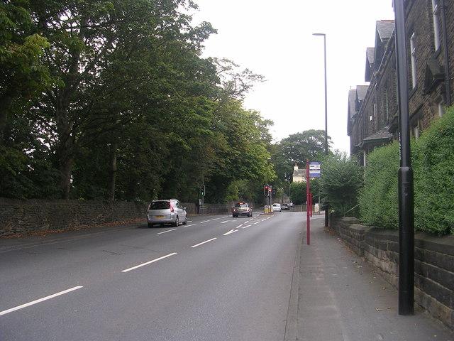 Apperley Lane - viewed from Springwood Road