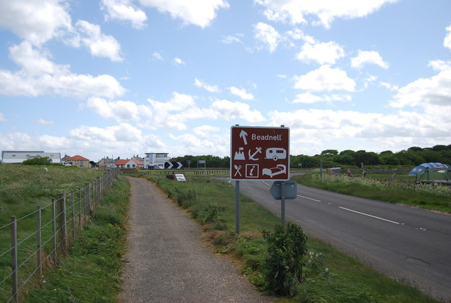 Tourist Information, Beadnell