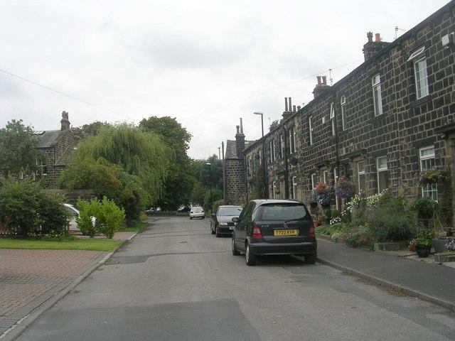 Queen Street - looking towards Micklefield Lane