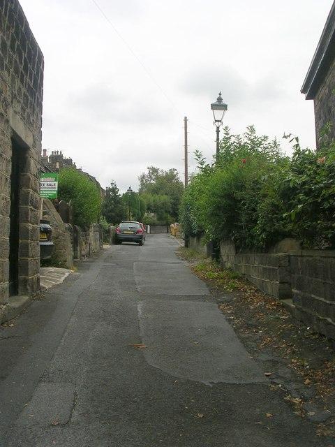 Lombard Street - Apperley Lane