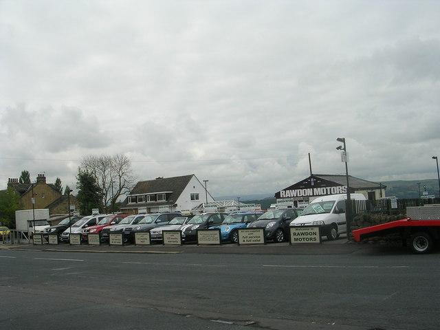 Rawdon Motors - Apperley Lane
