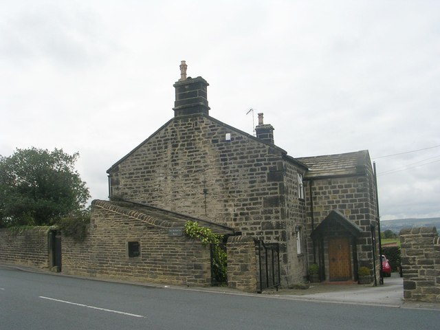 The Old Rawdon Manse - Apperley Lane