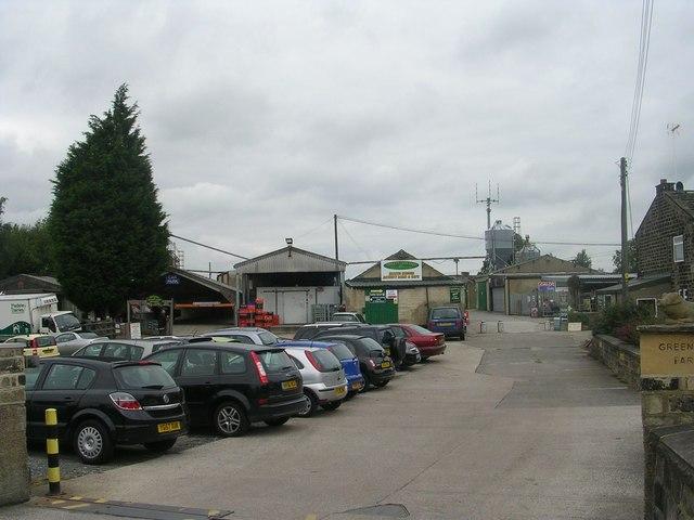 Emsley's Farm Shop - Warm Lane