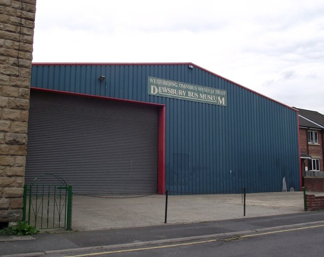Dewsbury Bus Museum