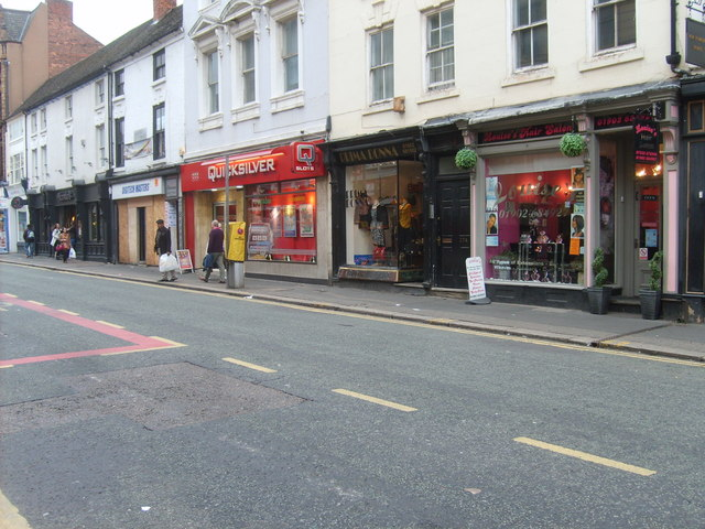 Queen Street Shops