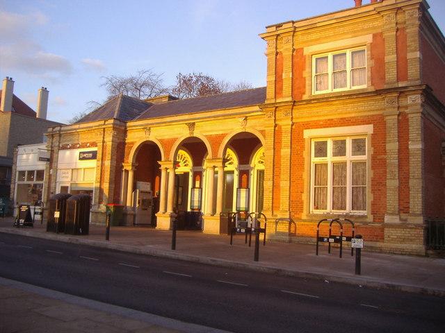 North Dulwich station