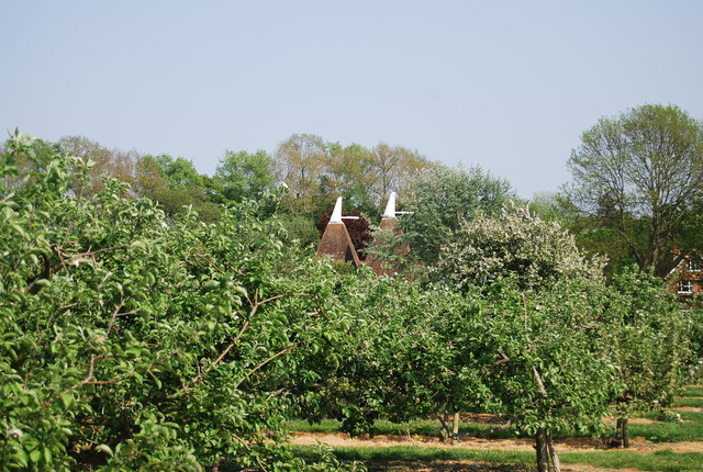 Brenchley Manor Oast